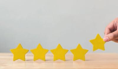 Blog Marketing Tactics - Social Proof Marketing User Review