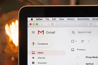 Blog Marketing Tactics - email marketing