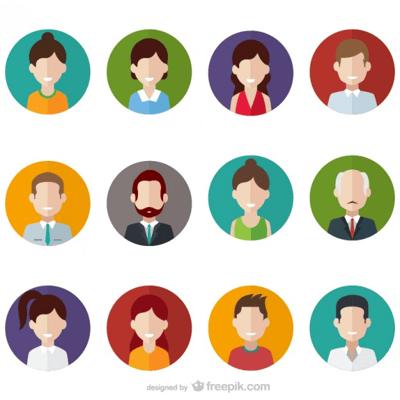 Blog gamification - learner avatars