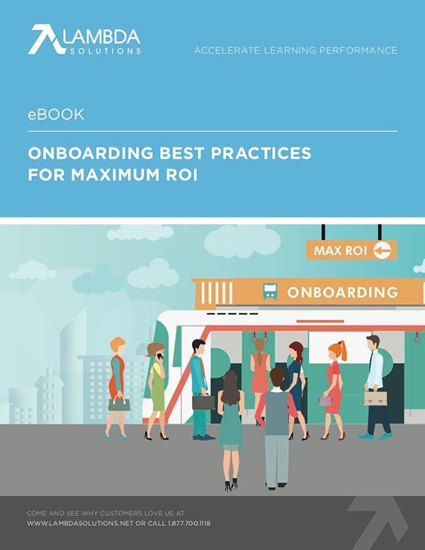 Onboarding best practices for maximum roi