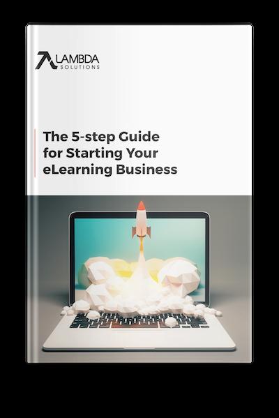 Lambda 5-Step Process Starting eLearning Business-1