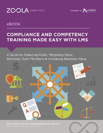 Compliance Competency Training with LMS