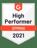 Online Learning Platform-High Performer