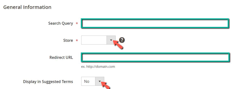image screenshot lambda suite search query setting