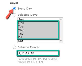 reportschedulingcalendardays