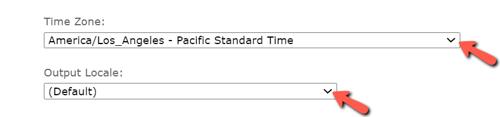 reportschedulingoutputoptionstimezone
