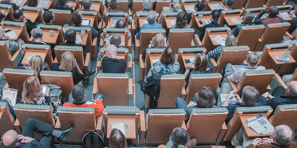 image header physical classroom setting