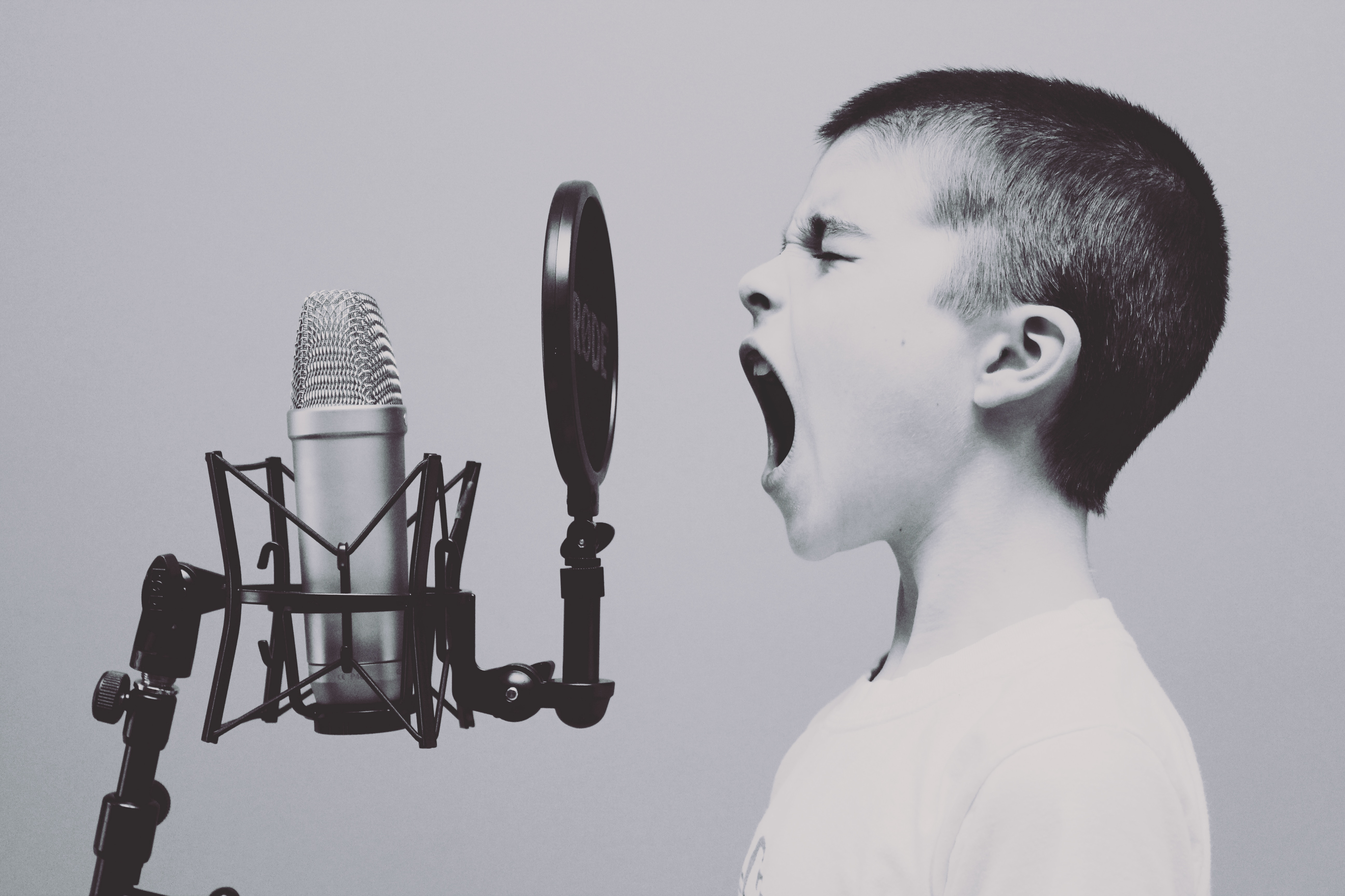 Learning Analytics Revolution (boy screaming for a change)